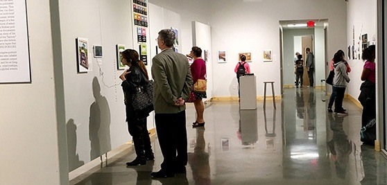 Warren Lehrer_ALIB exhib side gallery_558p