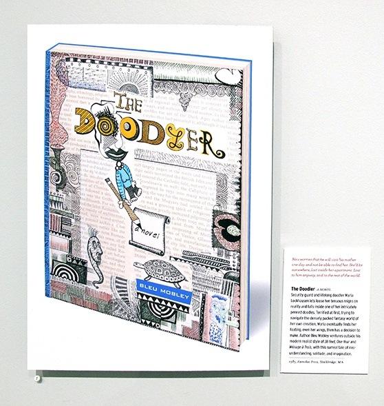 Warren Lehrer_Doodler_ALIB exhibit_558p
