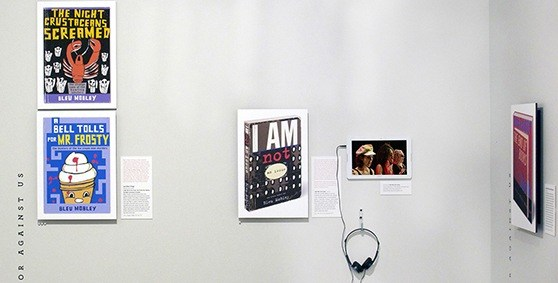 Warren Lehrer_I am Not an Issue_ALIB exhib_558p